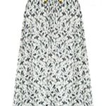 QZUnique Women's Fashion Skirt Maxi Boho Floral Printing Dress