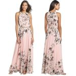 Lisli Sexy Women Summer Boho Long Maxi Evening Party Cocktail Dress Beach Dress