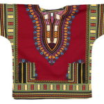 African Tribal Unisex Dashiki Shirt Caftan Hippie Rasta Blouse Top Cotton