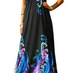 Angela Women's Long Maxi Dress Evening Size 6 – 16 US