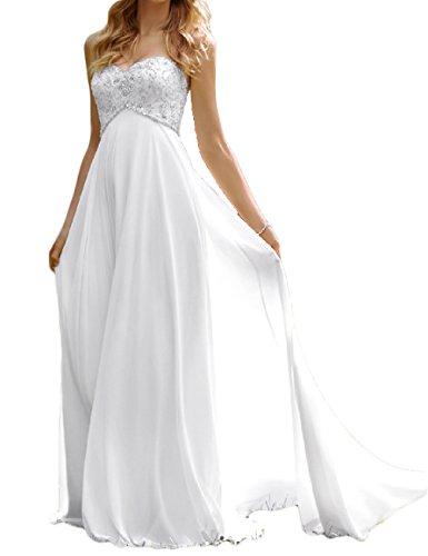 03823baef03 Favors Dress Women s Sweetheart Beach Wedding Dress Bead Bridal Gown Empire  HS26. Hippie Clothes Shop ...