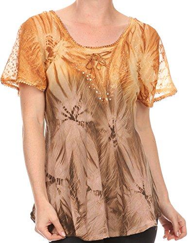 hippie blouse