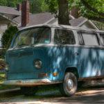 Cool Hippie Van images